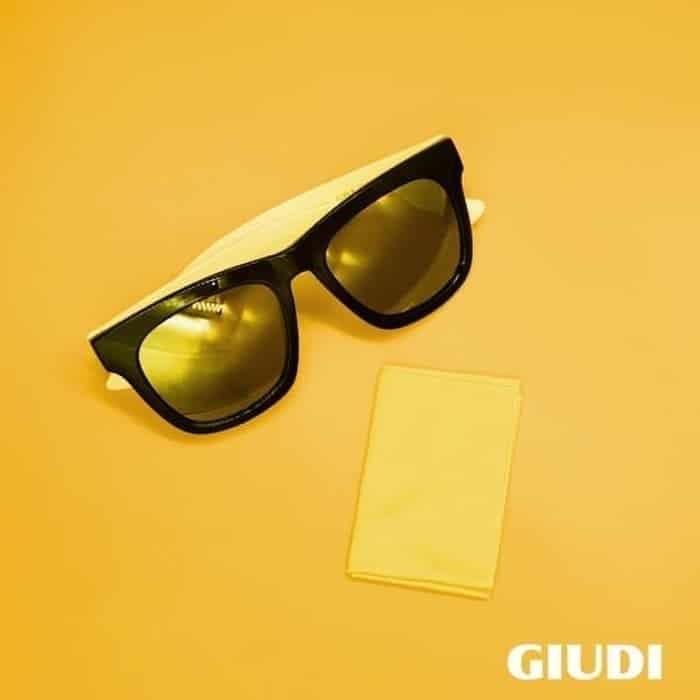 Giudi Fresh Mirror Sunglasses