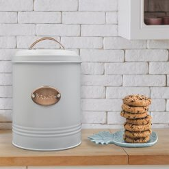 NOVEL SOLUTIONS Biscuit Canister