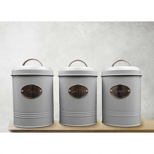 NOVEL SOLUTIONS Canister Set