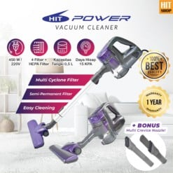 HIT Power Vacuum Cleaner