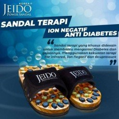 JEIDO POWER SANDAL