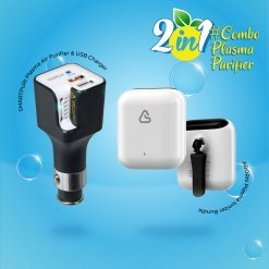 Combo Plasma Purifier 2 in 1 Set