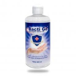 Bacti Go Antiseptic Hand Rub 500ml