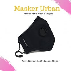 AIRIONMX Masker Urban 3 Ply