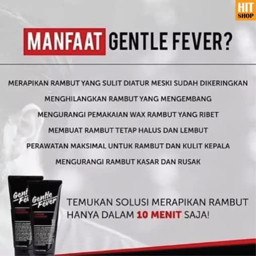 Gentle Fever Premium Down Perm