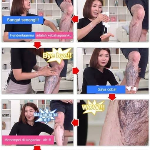 HOUSE DR. - Body Hair Removal Cream Ten Minutes