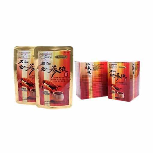 KR Ginseng Korean Red Ginseng Drink