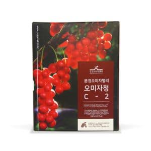 Omija C2 3 Lt Minuman Teh Herbal Korea