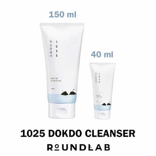 ROUND LAB - 1025 Dokdo Cleanser