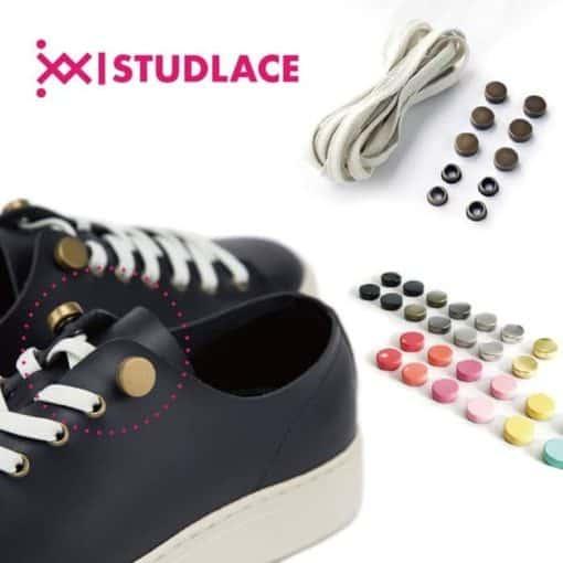 STUDLACE Kancing untuk Tali Sepatu (Stud Only)