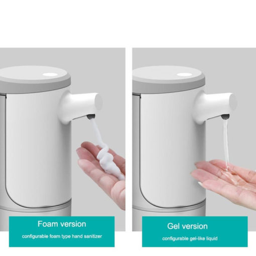 USB Chargeable Automatic Induction Soap Dispenser (Foam & Gel)