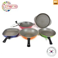 CHEFRIA Vivid Frying Pan 6 IN 1 SET