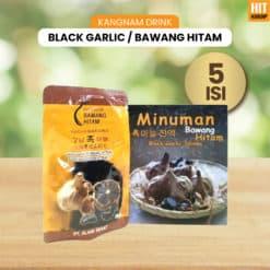 GANGNAM BLACK GARLIC EXTRACT ISI 5