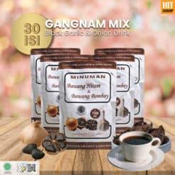 GANGNAM MIX BLACK GARLIC ONION EXTRACT isi 30