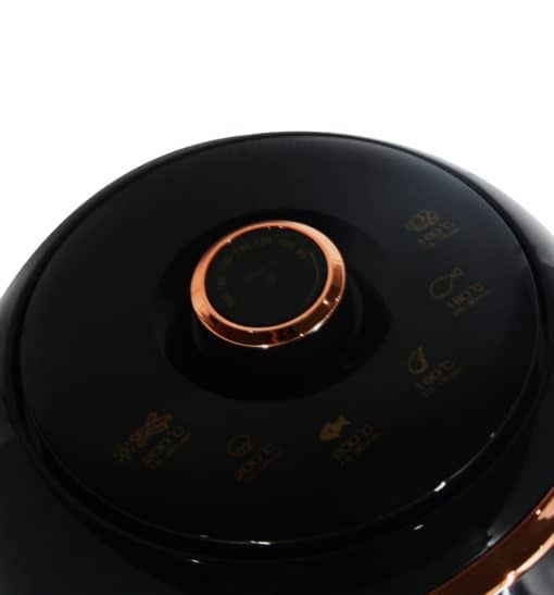HOME & HOME Air Fryer Black