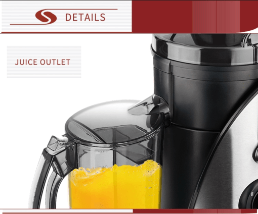 Lacheln Juicer set 4 in 1