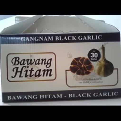 GANGNAM BLACK GARLIC isi 30