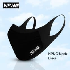 NPNG Sports Mask BLACK