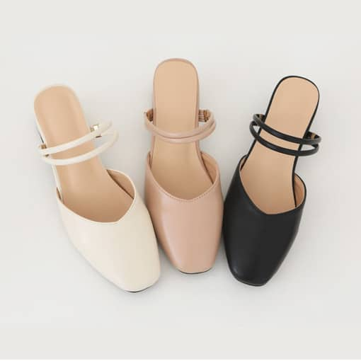 Laque Two-way-wear Sandals